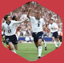 England Host Euro 96