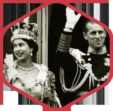 The Coronation of Queen Elizabeth II.